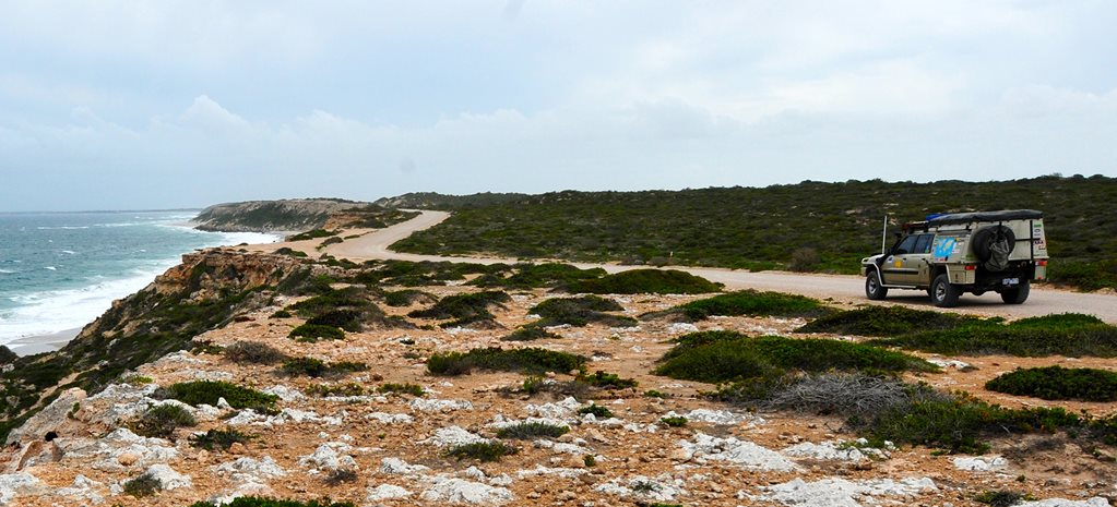 Yorke Peninsula: 4x4 travel guide