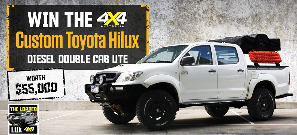 Project Toyota HiLux build: Part 5