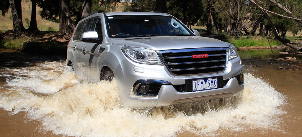 Haval H9 video review