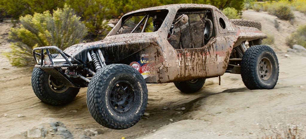 BFGoodrich All-Terrain K02 Tyres: product test