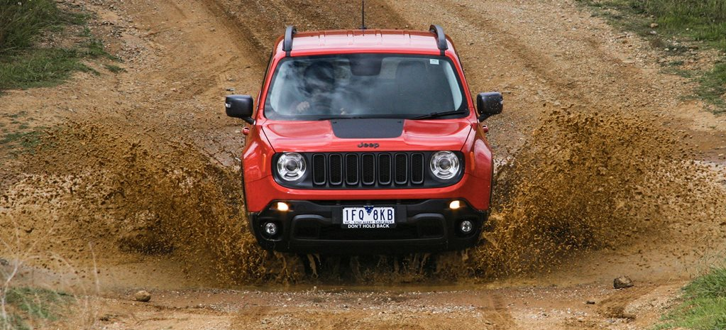 Jeep Renegade Off Road >> Jeep Renegade Trailhawk Review