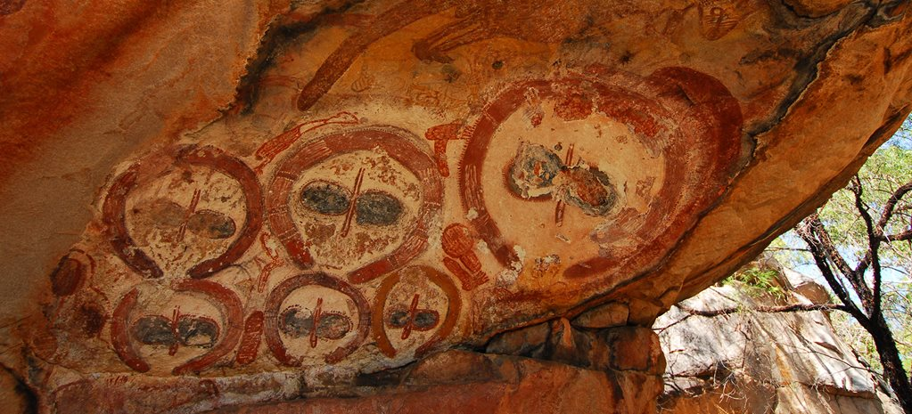 Kimberley rock art could date back 60,000 years