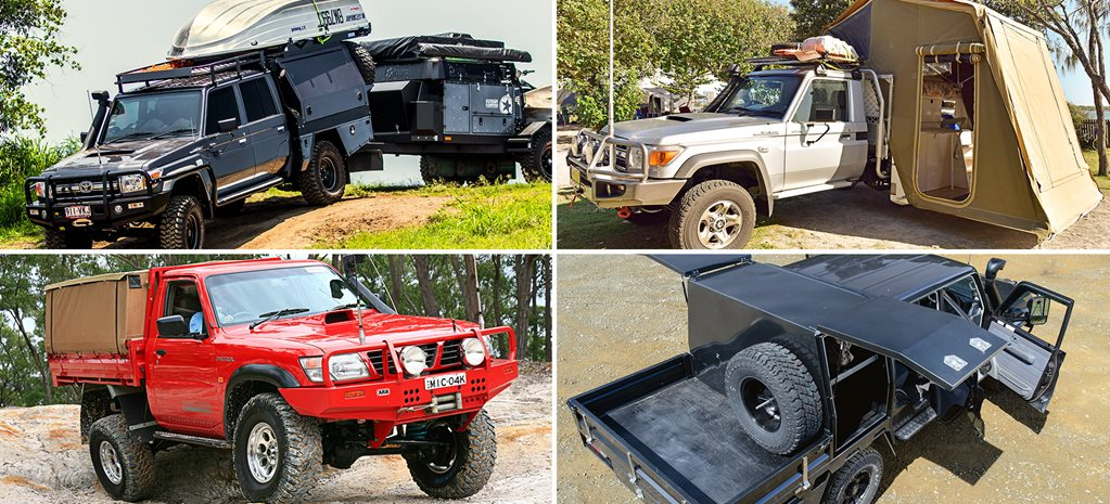 Custom canopies | 4x4 Australia Buyers' Guide