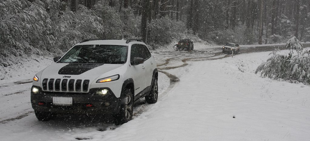 How to prepare a 4x4 for snow driving