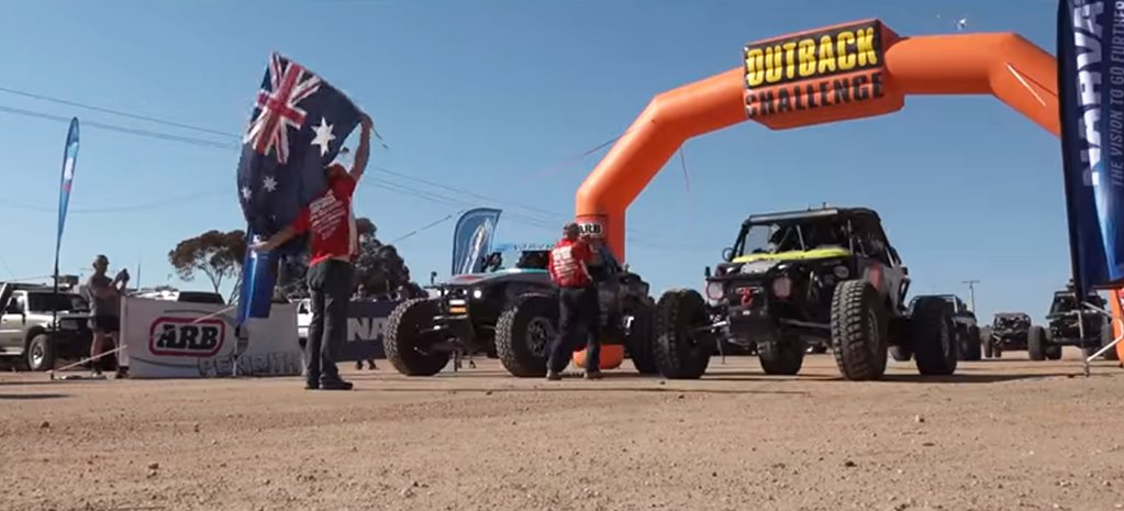 2015 Outback Challenge DVD: Out now