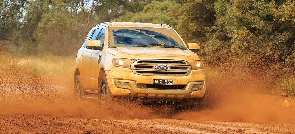 2016 Ford Everest Trend long term review
