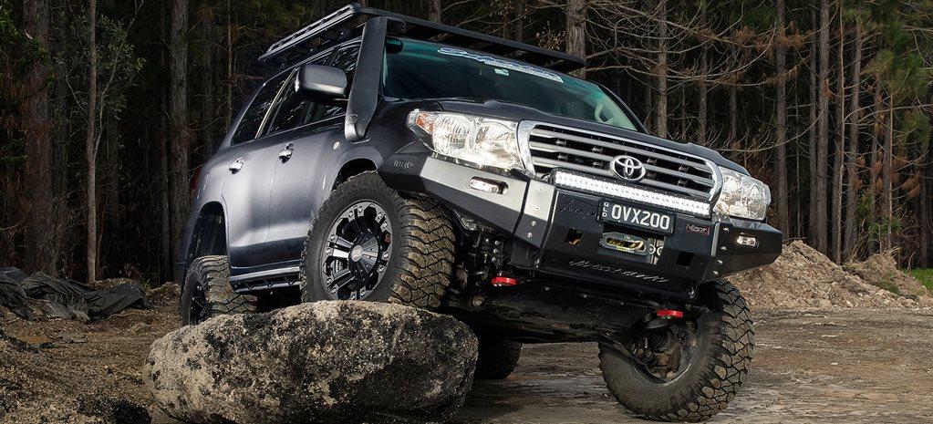 Toyota Of Everett >> Toyota LandCruiser LC200: Custom 4x4