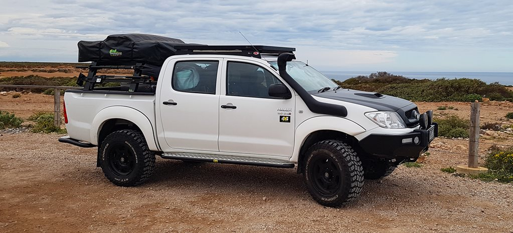 Video: Project Toyota Hilux winner claims prize