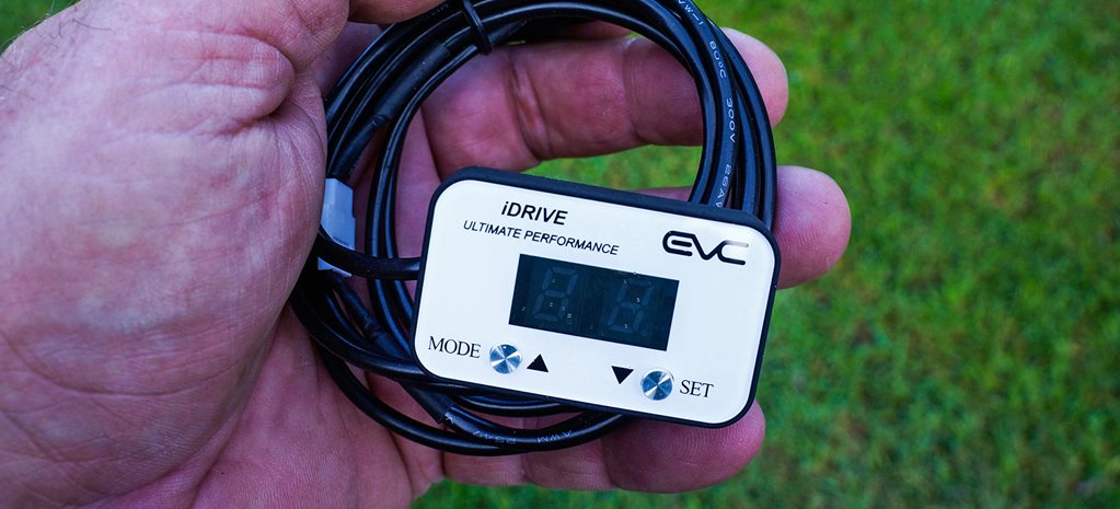 iDrive throttle tuner: Product test