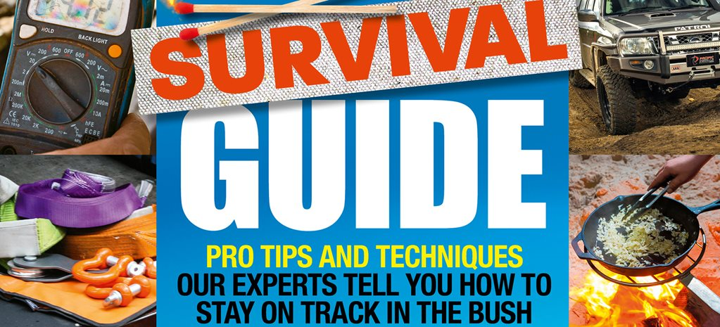 4X4 Australia Survival Guide: Out Now