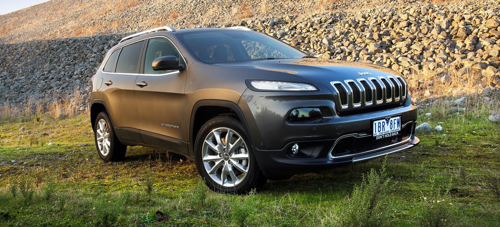 FCA recalls Jeep Cherokee and Renegade models