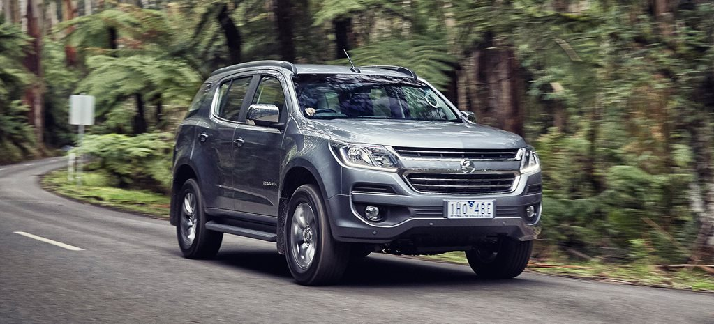 2017 Holden Trailblazer review