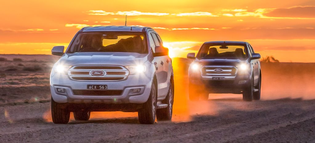 Ford Everest Trend vs Ford Ranger XLT review