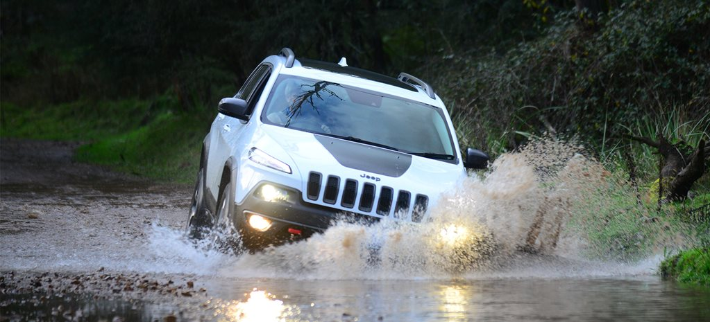 Jeep Cherokee recalled for missing wheel protection spats