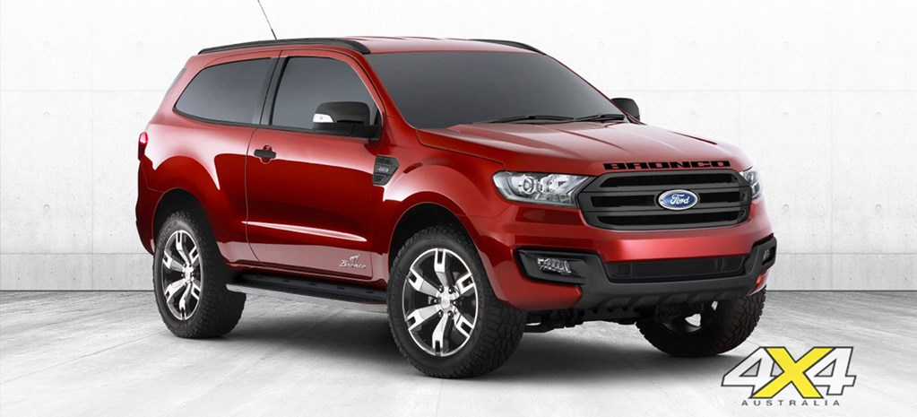 New Ford Bronco and Ranger to be built in USA