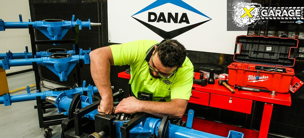 4X4 Garage: Dana Australia's Ultimate 60 rear-axle kit
