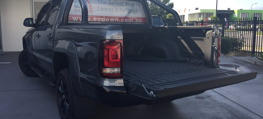 Tailgate specialists EZDown Australia ups the ante