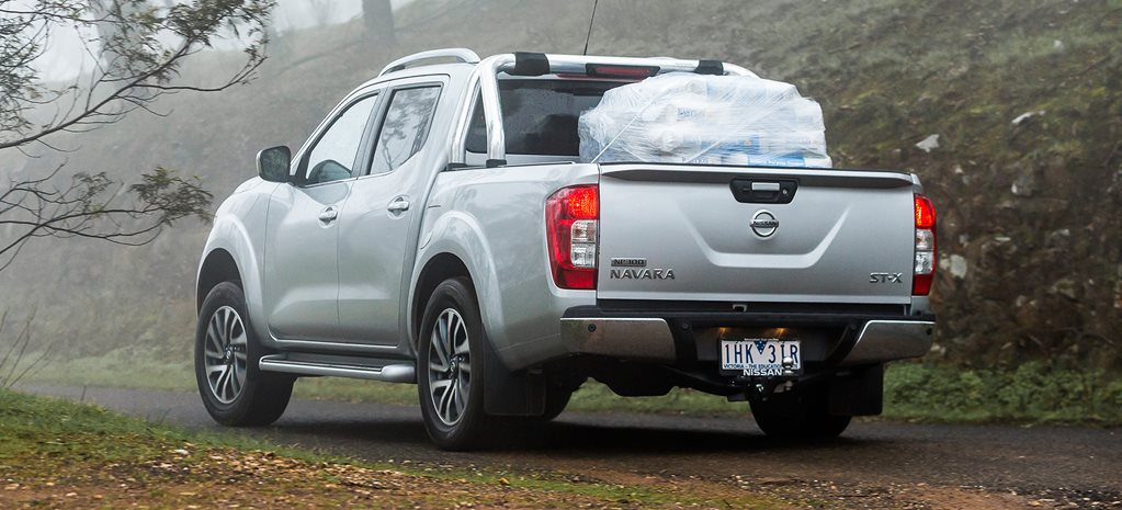 Nissan Navara to address suspension issues