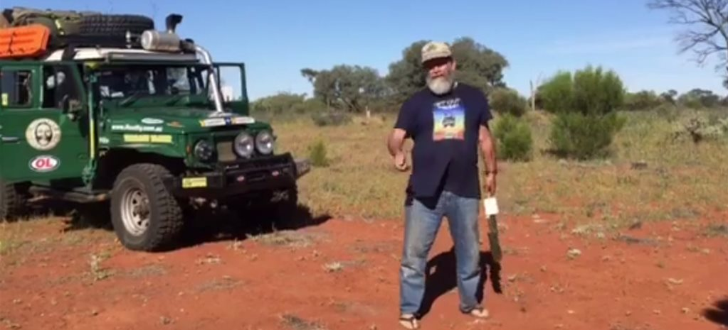 VIDEO: Roothy explains how to dispose of waste at camp