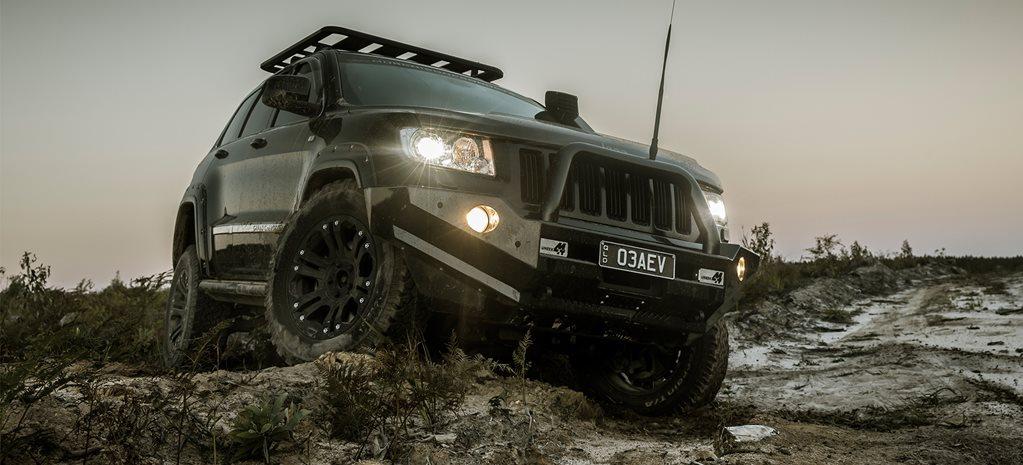 Jeep Grand Cherokee Off Road >> Jeep Wk2 Grand Cherokee Murchison Custom 4x4