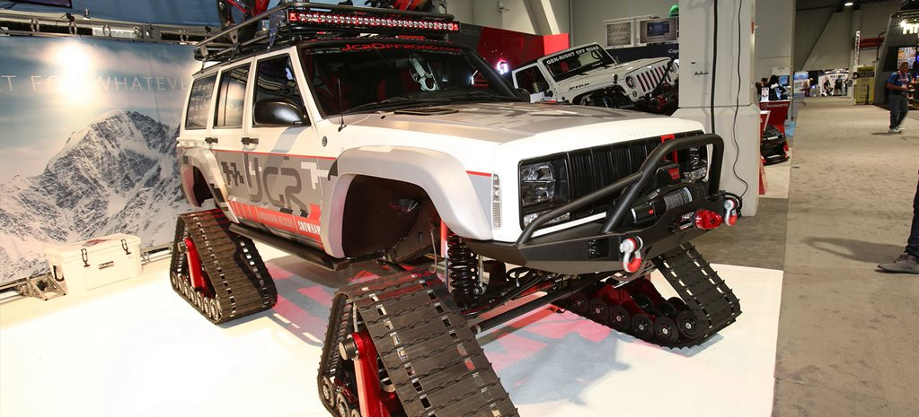 GALLERY: SEMA 2016 in photos PART 3