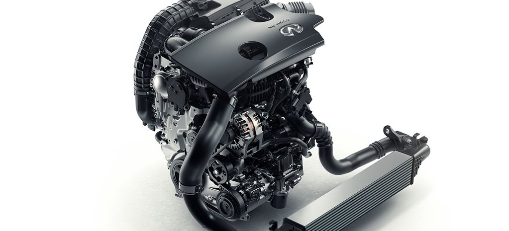 Infiniti's variable compression ratio engine