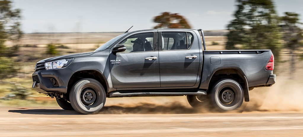 Toyota Hilux and Ford Ranger top the October sales charts