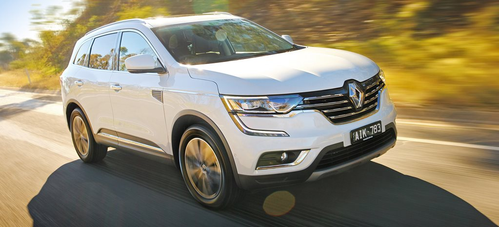 2017 Renault Koleos Intens 4x4: First drive