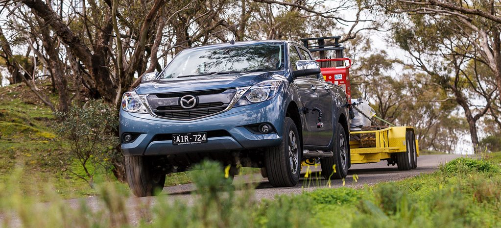 4x4 Load and Tow test comparison: 2016 Mazda Bt-50 review