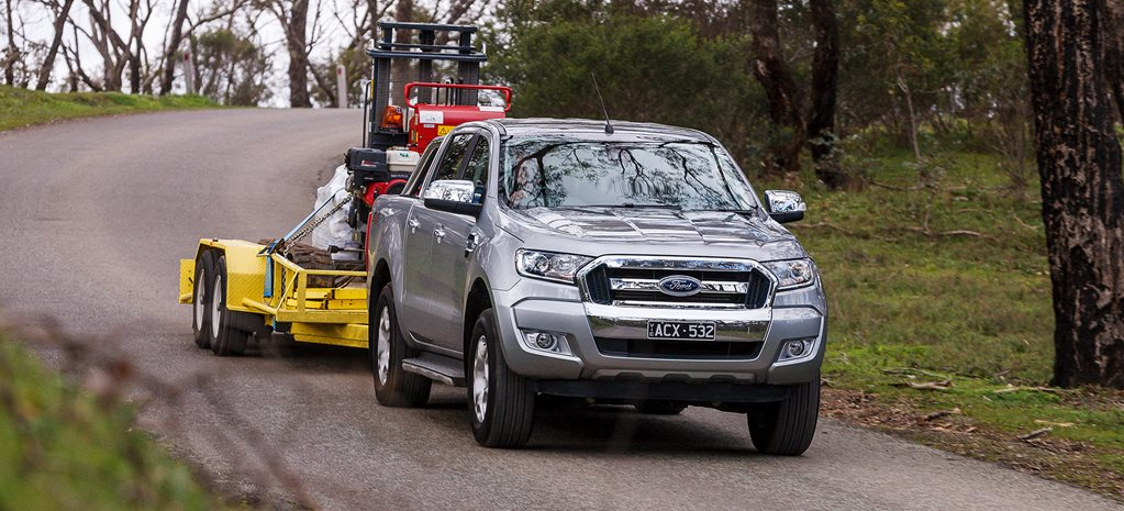 4x4 Load and Tow test comparison: 2016 Ford Ranger review