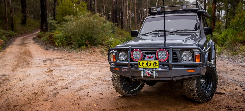Classic off-road 4x4s made new
