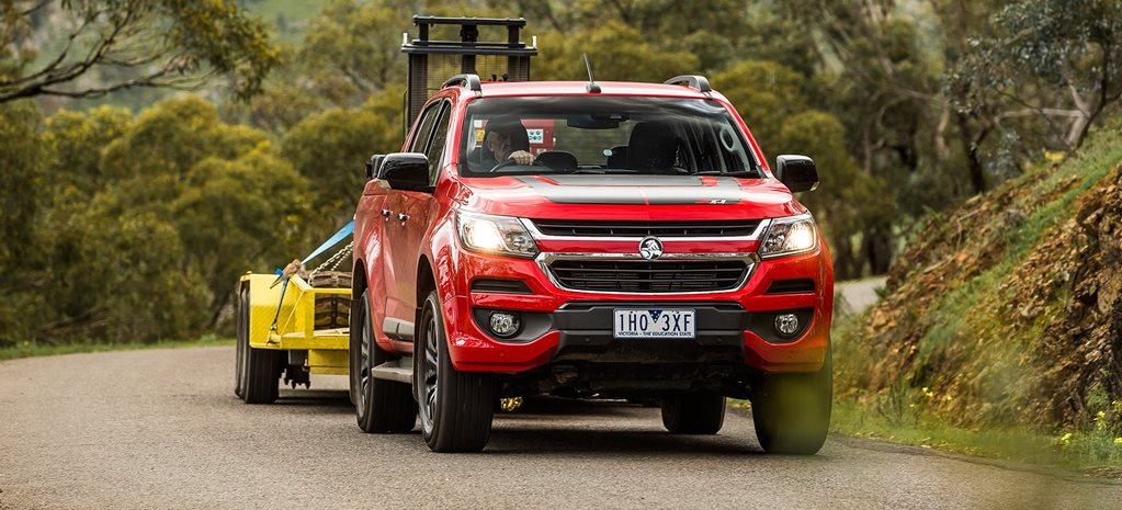 4x4 Load and Tow test comparison: 2017 Holden Colorado review