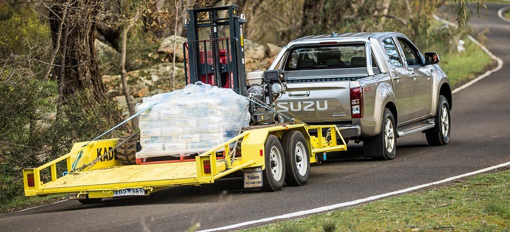 4x4 Load and Tow test comparison: 2016 Isuzu D-Max review