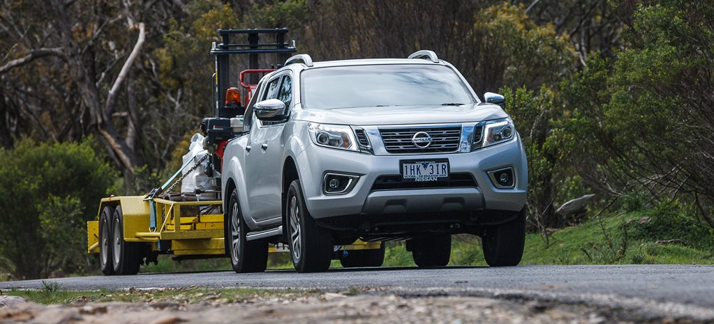 4x4 Load And Tow Test Comparison 2016 Nissan Navara Review