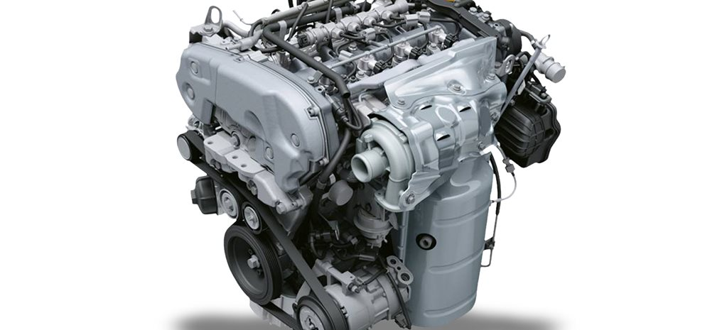 RT-X engine: Diesel or petrol future?