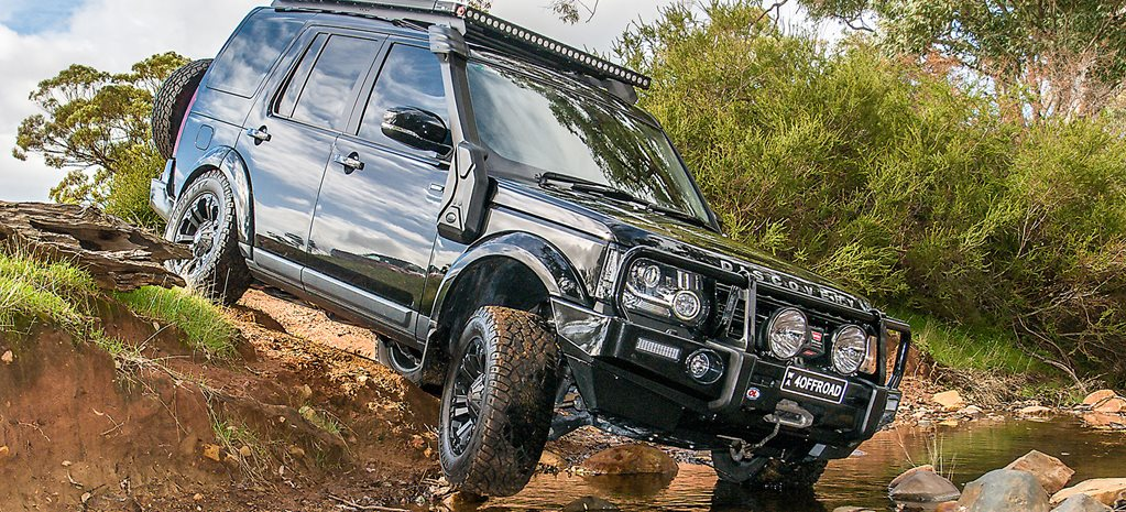 Custom Land Rover Discovery SDV6 review