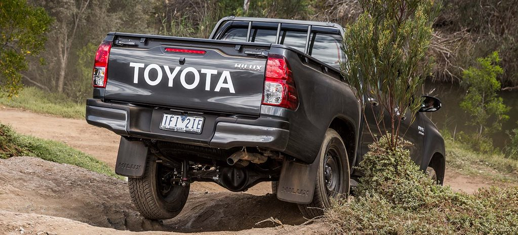 Toyota Hilux tops the 2016 4x4 charts