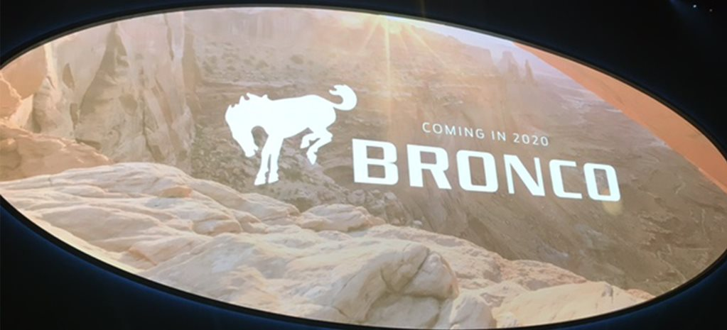 Ford Bronco and Ranger confirmed for USA