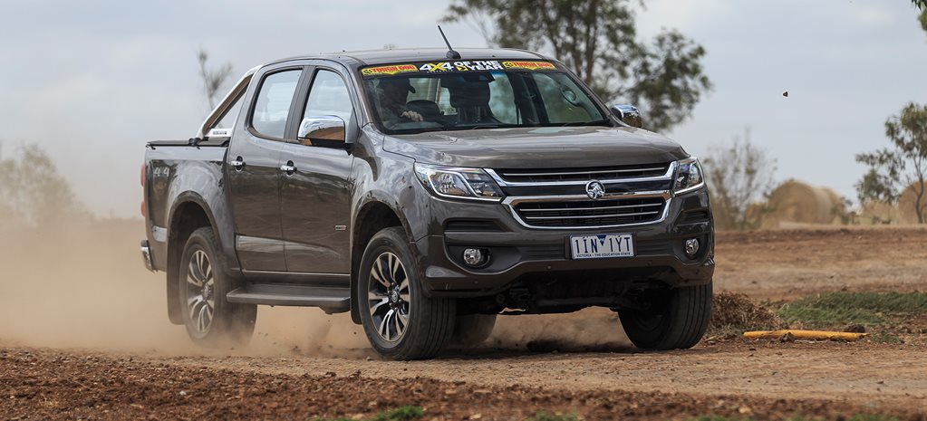 2017 4X4 Of The Year finalist: Holden Colorado