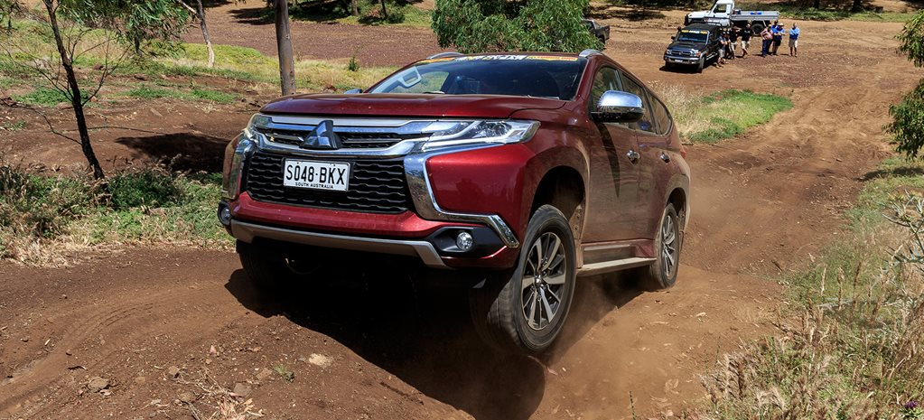 2017 4X4 Of The Year finalist: Mitsubishi Pajero Sport