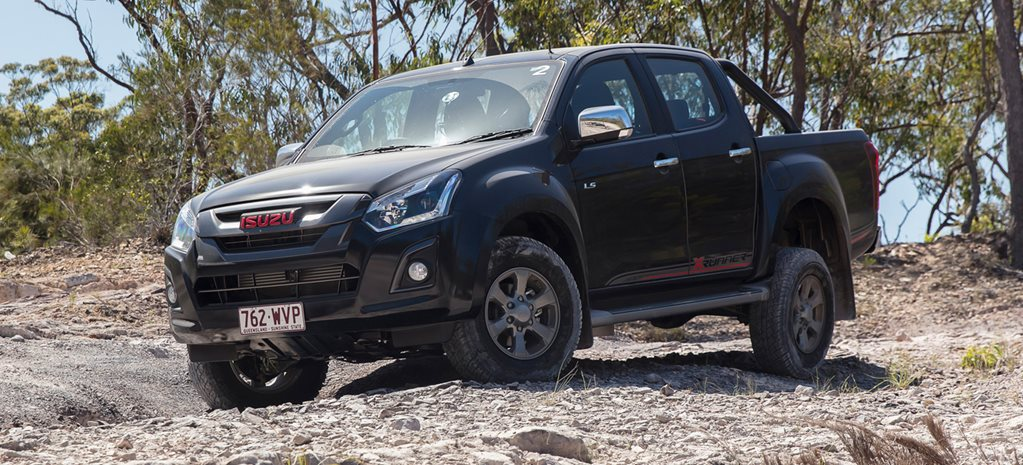 2017 Isuzu D Max And Mu X Launched