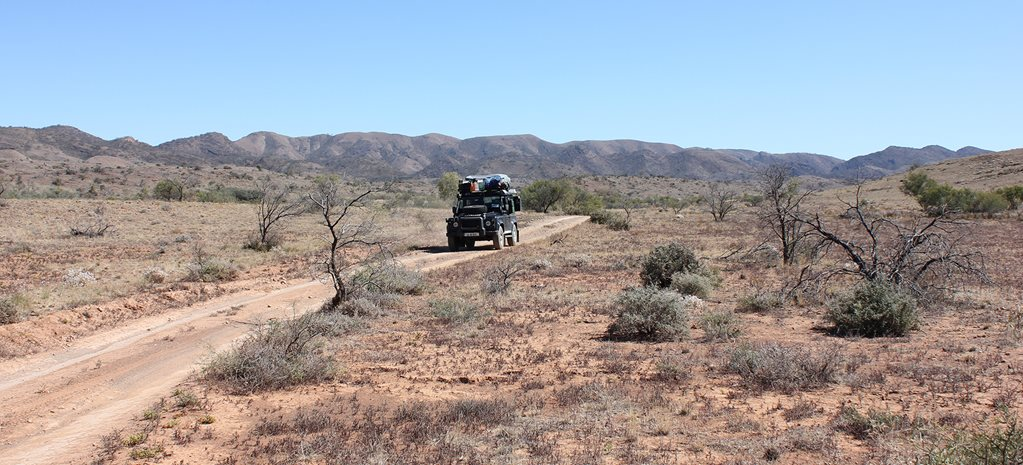 Flinders and Gammon Ranges, South Australia