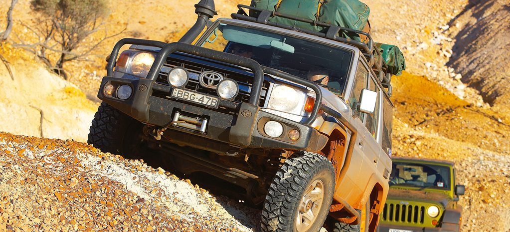 How to prepare for a 4x4 road trip in Australia
