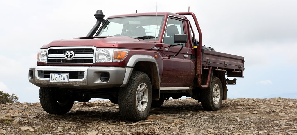 Toyota LandCruiser 79 Single Cab joins the 4X4 shed