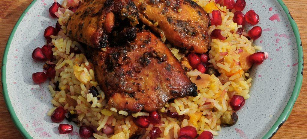 persian rice recipe cougar