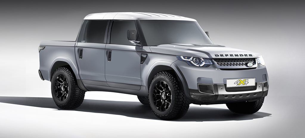 2019 Land Rover Defender ute cover