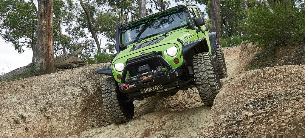 Custom Jeep JKU Wrangler Rubicon review cover