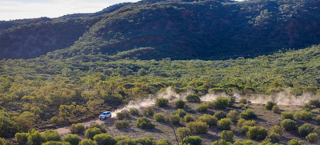 West Macdonnell  Ranges cover