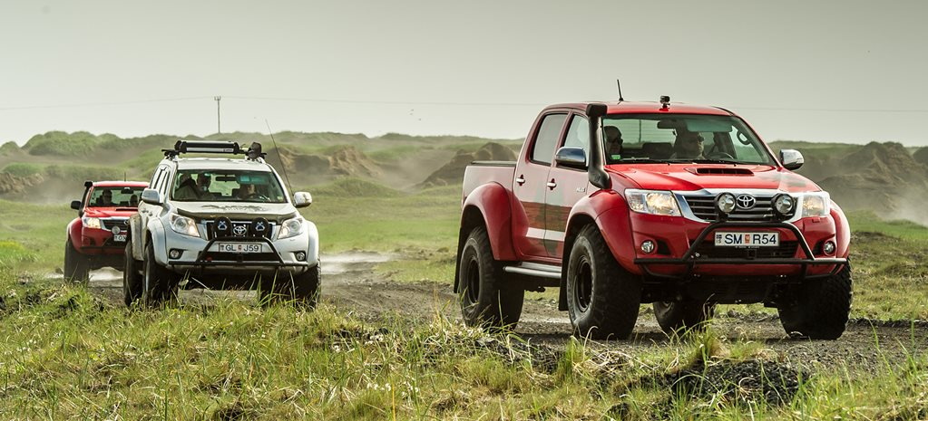 Arctic Trucks Toyota Hilux: Iceland road test cover