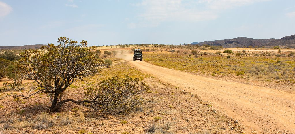 Strzelecki Track, South Australia cover